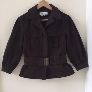 Zara Basic Belted Jacket